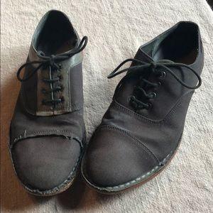 Camper Twins men's shoes 41 blue oxfords